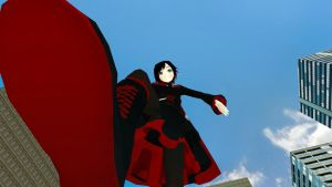 Giantess Ruby by HarmyOfficial