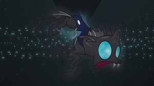 MLP Changeling Wallpaper by Mithandir730
