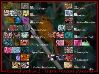 Round Robin Flamepack - UF by Fractal-Resources