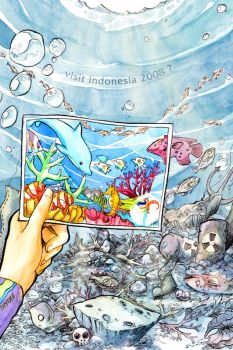 Visit Indonesia 2008? by ashiong