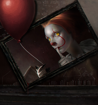 You'll Float Too by ZombieGerbil