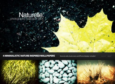 ___Naturelle2. WP by Bobbyperux
