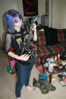 Guitar Hero - 003 by Knuckleduster-Stock