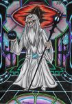 Lord Of The Rings - Saruman The White by AceOfSpeed94