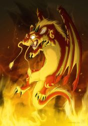 I am fire by TaniDaReal