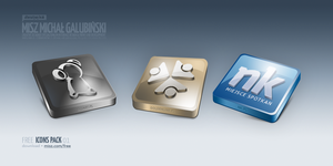 Free Icons Pack 01 by misz000