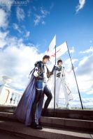 [Code Geass: Lelouch of the Rebellion] by Pugoffka-sama