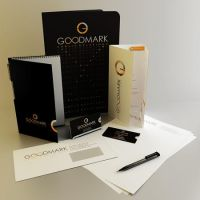 Corporate Identity GOODMARK by Nuclearzzz