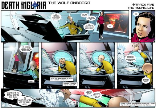 The Wolf Onboard p5 by handtoeye