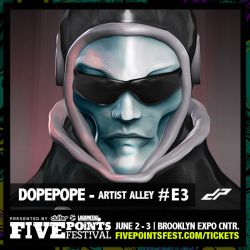 FIVE POINTS FESTIVAL by dopepope