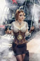 steampunk by CaptainIrachka
