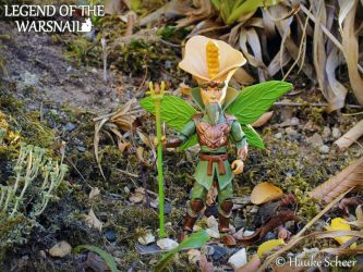 3D Printed Flower Fairy Action Figure D by hauke3000