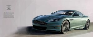 Aston Martin DBS by GoodrichDesign