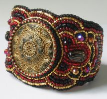Spanish cuff by Bev-Choy