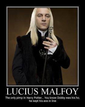 Lucius Malfoy by TheWSB