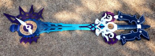 No Name Keyblade - Complete by Axelkin