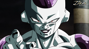 Frieza in the tournament by zika-arts