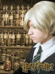 Draco Malfoy potion store by NevanRhaegar