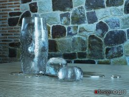 interior_55_glass and ice by Zorrodesign