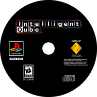 ''Intelligent Qube'' Disc by iloveportalz0r