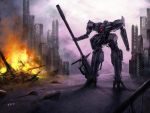 Armored Core by weaselpa