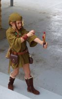 Childs Link cosplay by FrockTarts