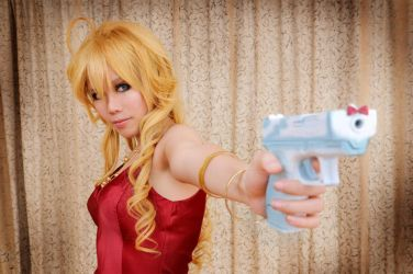 Cosplay-Panty and Stocking2 by neiyukina