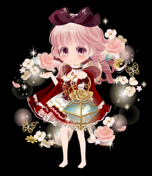 # 148 gacha ~Goddess~ by Paper-Doll-Adopts