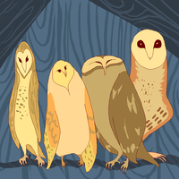 have an owly new year by dobie