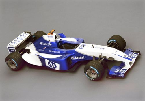 williams 3d by machine8