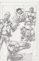 SMtB Page 1 Pencils by KurtBelcher1