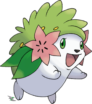 Shaymin Land Forme 2 by Xous54