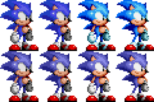 Sonic CD Concept sprite by Smite-the-Pangolin