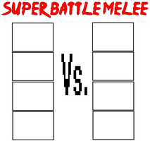 Super Battle Melee 4v4 meme by NeoduelGX