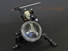 Taskmaster in action by LuXuSik
