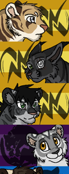 Asante's Character Banners! by Firewolf-Anime