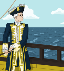 Commodore Norrington by Maune1998