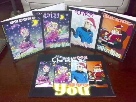 Christmas cards by tta269