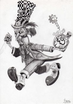Mad Hatter 2011 by Wax3212