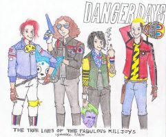 Killjoys, make some noise. by ZOMBIES-GO-RAWR
