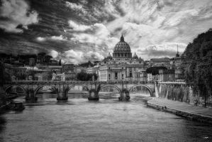 roma (black and white) by rmh7069