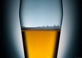 A pint of beer by ak87