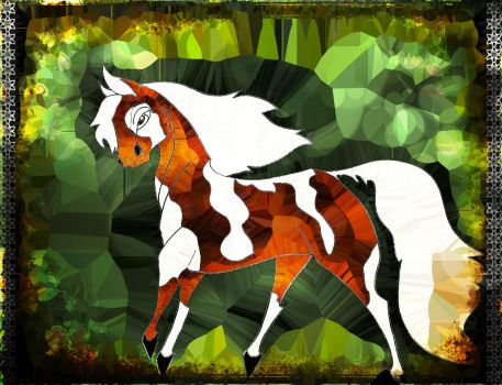 SOLD by Adoptable-Horses-INC