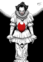 Pennywise by VortexOfSaturn