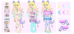 [Adopts]: Aesthetic Lockette (CLOSED) by SimplyDefault