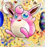 Wigglytuff Colour
