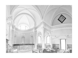 The Palladian Chapel - Pano by Wayman