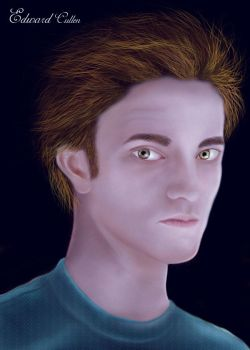 edward cullen by Wehatearts