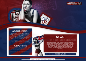 ++Jessie J UK by DidYouForgetAboutMe