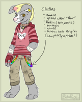 ContestEntry:I can't design clothes orz by SmolSaltball